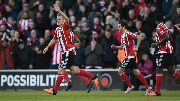 James Ward-Prowse scored twice as Southampton recorded consecutive wins