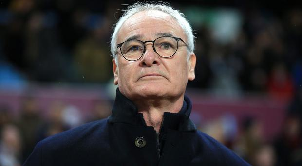 Claudio Ranieri was left to rue missed chances at Villa Park