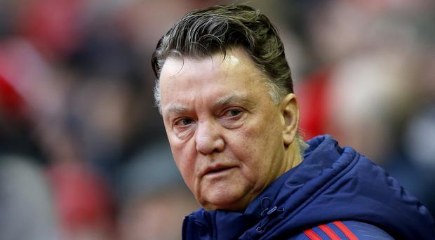 Manchester United manager Louis van Gaal hopes victory at Liverpool can ignite a title challenge