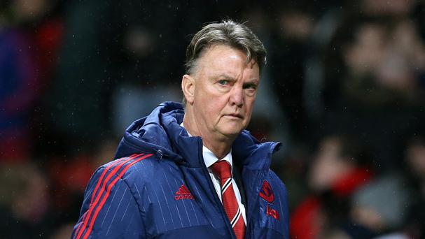 Manchester United manager Louis van Gaal, pictured, is delighted by Wayne Rooney's return to form