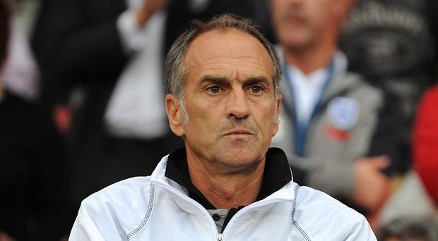 Francesco Guidolin is known as a promotion expert