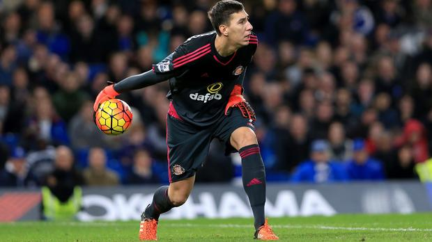 Costel Pantilimon has joined Watford from Sunderland