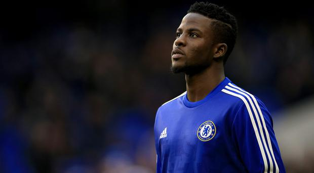 Chelsea defender Papy Djilobodji signed from Nantes in August