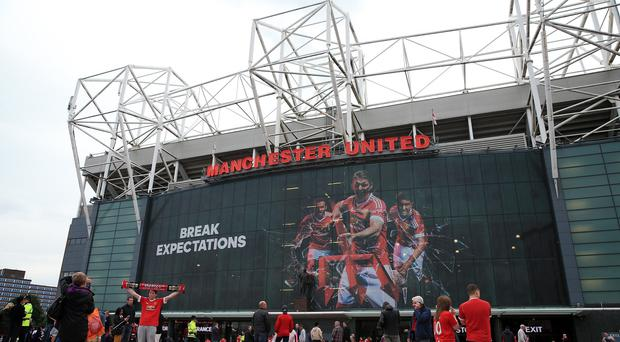 Manchester United have posted record profits