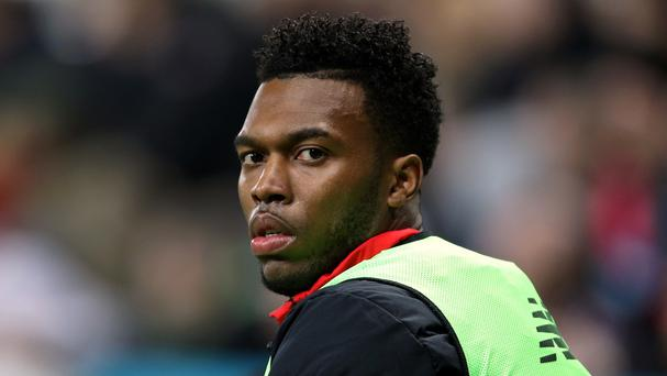 Daniel Sturridge was linked with a move to West Ham