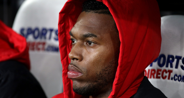 Daniel Sturridge hasn't trained fully with the Liverpool squad since November.