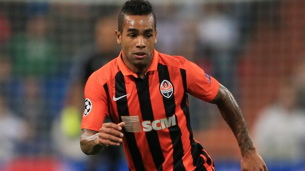 Liverpool have tabled a bid for Shakhtar Donestsk's Alex Teixeira.