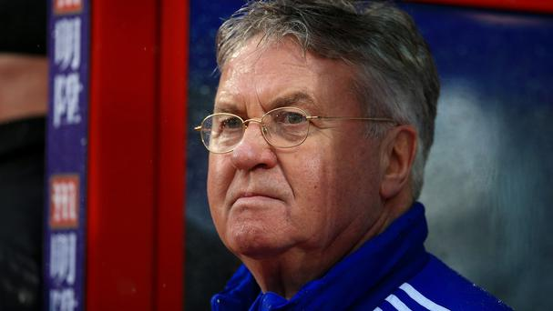 Guus Hiddink, pictured, says Eden Hazard and Diego Costa are on their way back after injury