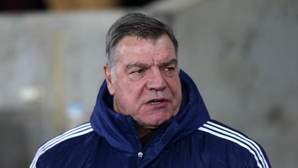 Sam Allardyce's side had to battle back to earn a point