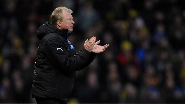 Steve McClaren thinks Newcastle are good enough to stay in the Premier League