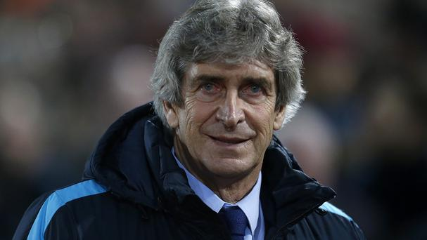 Manuel Pellegrini's men came from behind twice to draw against West Ham