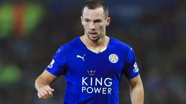 Danny Drinkwater has been superb this season for Leicester in midfield
