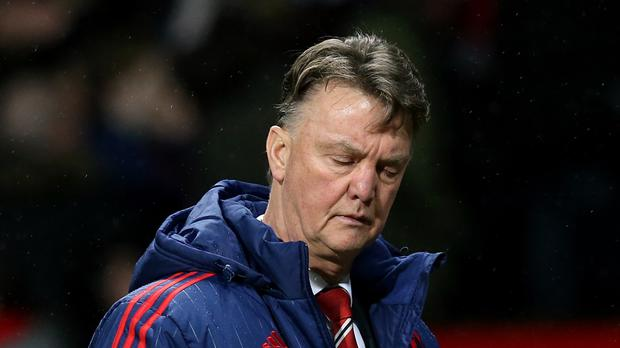 'Woodward has insisted that [Louis] Van Gaal (pictured) will remain at the helm until his contract expires in June 2017, but that in itself is a naïve position to take ahead of a pivotal summer for the club' Photo: PA
