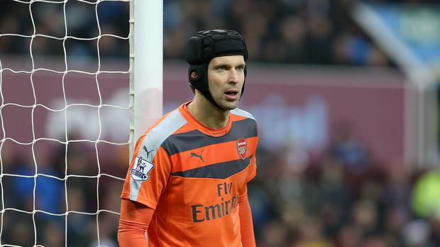 Petr Cech backs Arsenal to come out fighting after their defeat to Chelsea