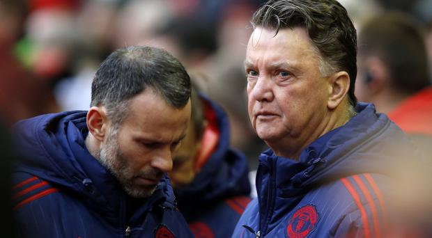 Louis van Gaal's Manchester United slumped to a 1-0 home defeat to Southampton on Saturday.