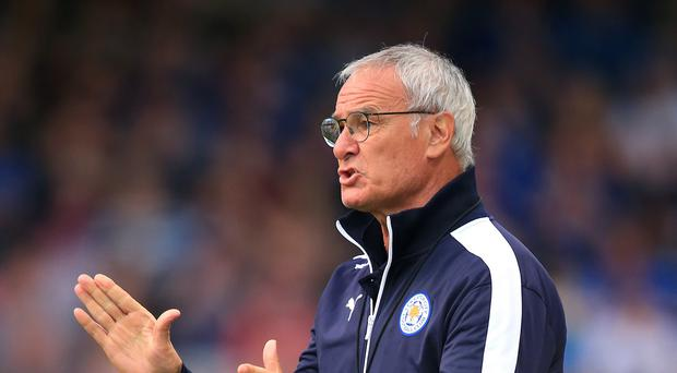 Former Chelsea manager Claudio Ranieri has been shortlisted to retake the job in the summer: PA NEWS
