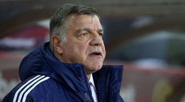 Sam Allardyce will target goals during the final days of the January transfer window