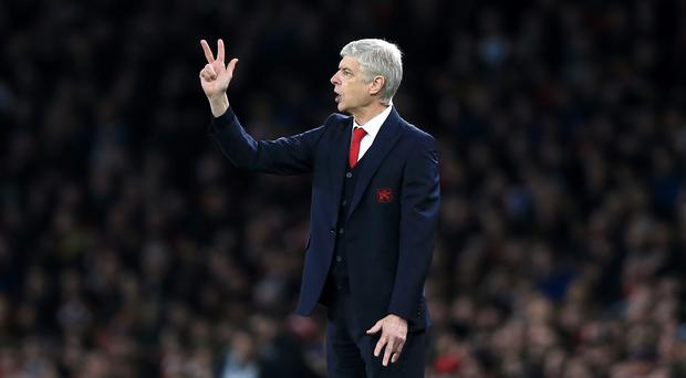 Arsene Wenger is keen for Arsenal to show their learnings from previous cup defeats
