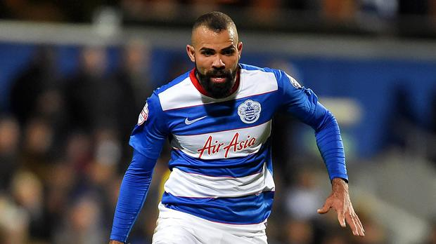 Sandro has played 11 times for QPR this season
