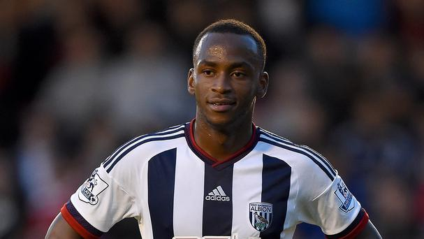Saido Berahino's future will be resolved one way or another on Monday