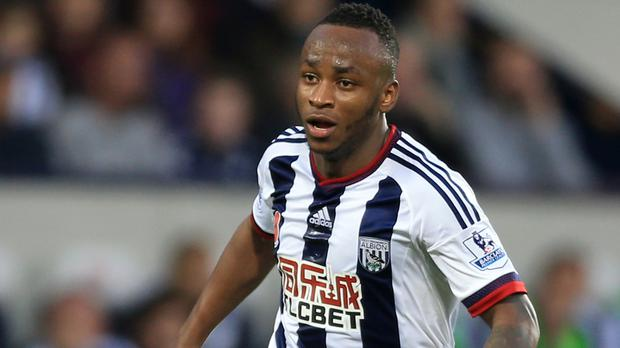 Saido Berahino has reportedly been the subject of a £21million bid from Newcastle