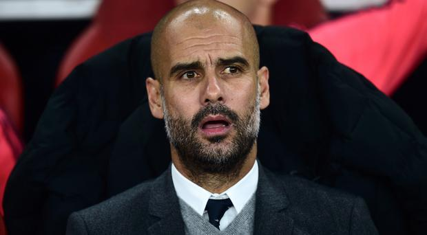 Pep Guardiola will be the next manager of Manchester City