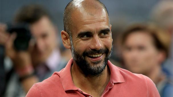 Manchester City's players now know for definite that Pep Guardiola will be arriving at the club this summer.