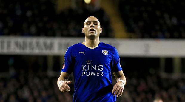 Yohan Benalouane has struggled to break into Leicester's first team