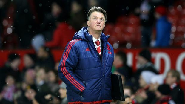 Louis van Gaal's Manchester United turned on the style at Old Trafford against Stoke