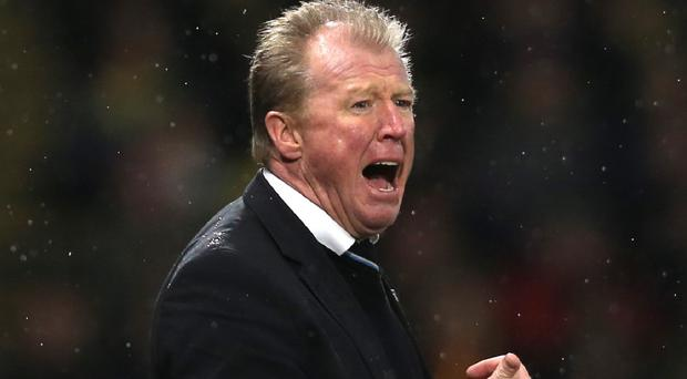 Steve McClaren has demanded an immediate reaction from Newcastle after the 3-0 defeat at Everton