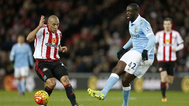 Sunderland boss Sam Allardyce is tipping new boy Wahbi Khazri, left, to make an impact on Wearside