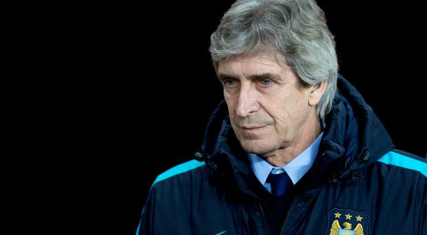 Manuel Pellegrini Photo: AFP/Getty