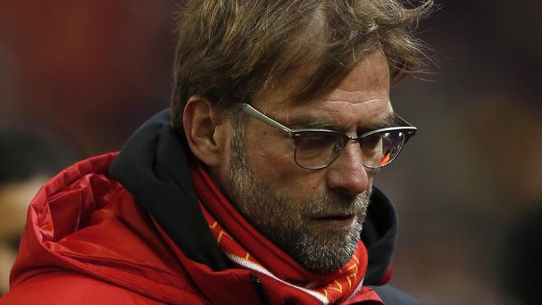 Liverpool manager Jurgen Klopp has had an operation to remove his appendix