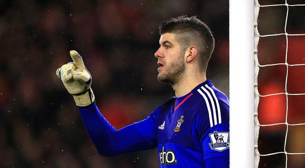 Fraser Forster has not conceded a goal in seven and a half hours of football