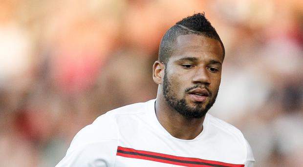 Bebe was a surprise signing by Manchester United
