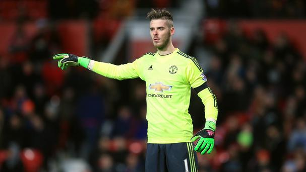 David De Gea signed a new contract with Manchester United after a proposed move to Real Madrid fell through