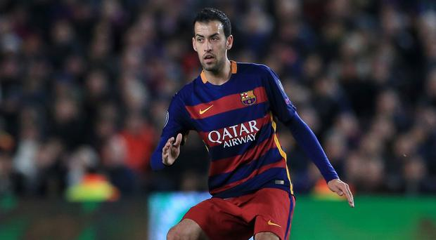 Sergio Busquets is a big fan of Guardiola