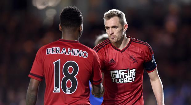 West Brom captain Darren Fletcher expects Saido Berahino to make a run-in impact