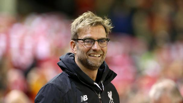 Liverpool manager Jurgen Klopp is happier now his goal-shy side has more attacking options.