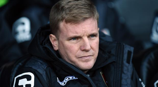 Eddie Howe's Bournemouth could not take their chances against Stoke