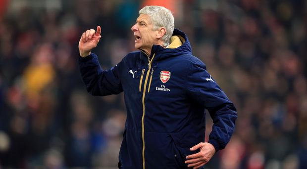 Arsene Wenger, pictured, admits N'Golo Kante was recommended to him several years ago