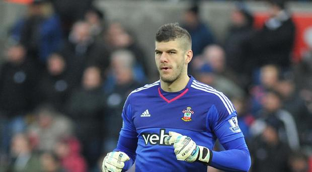 Southampton goalkeeper Fraser Forster has kept six successive clean sheets to boost his hopes of making the England squad at Euro 2016.