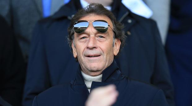 Leeds United's owner Massimo Cellino has been in dispute with the Football League