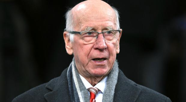 Sir Bobby Charlton joined United in 1953 and made 758 appearances for the club, scoring a record 249 goals