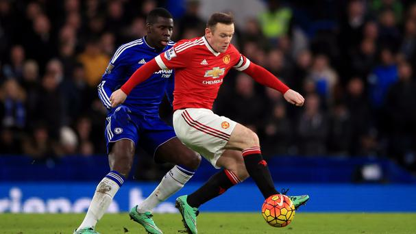 Wayne Rooney, right, is reportedly set to be sidelined for up to two months