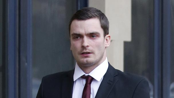 Adam Johnson is on trial at Bradford Crown Court