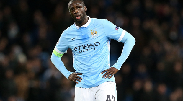 Danny Mills says Yaya Toure snd other Man City stars have gone off the boil since Pep Guardiola was announced as manager.