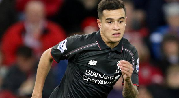 Liverpool's Philippe Coutinho, pictured, believes Jurgen Klopp has already improved him as a player