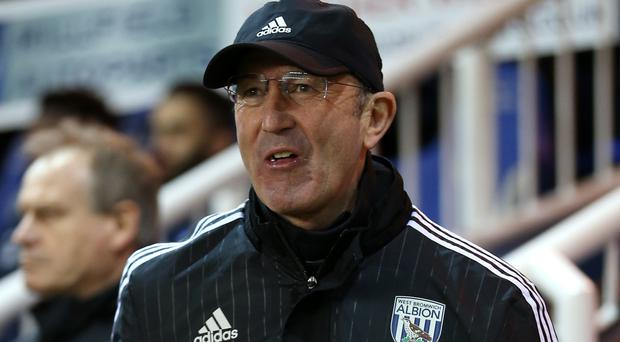 Tony Pulis has been in charge at The Hawthorns since January 2015
