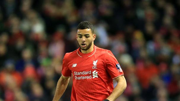 Kevin Stewart has made five first-team appearances for Liverpool
